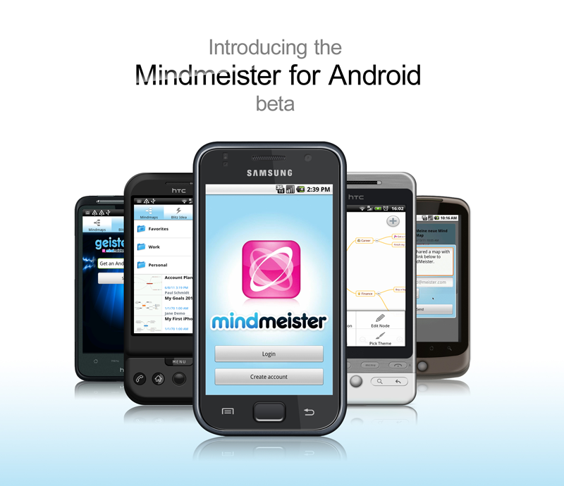 mindmeister for android beta focus