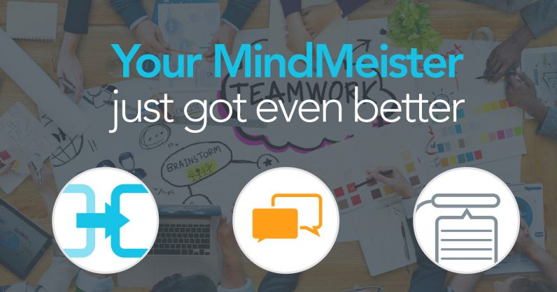 MindMeister 3 new features in June