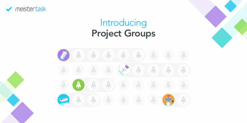 MeisterTask Project Groups
