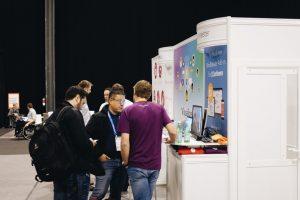 Atlassian Summit Barcelona SaaS trade show