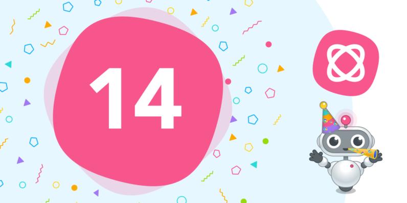 Happy Birthday, MindMeister!
