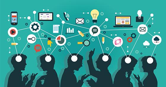 ۱۱ ایده برای اینکه در بازاریابی بانکی خلاق باشیم.