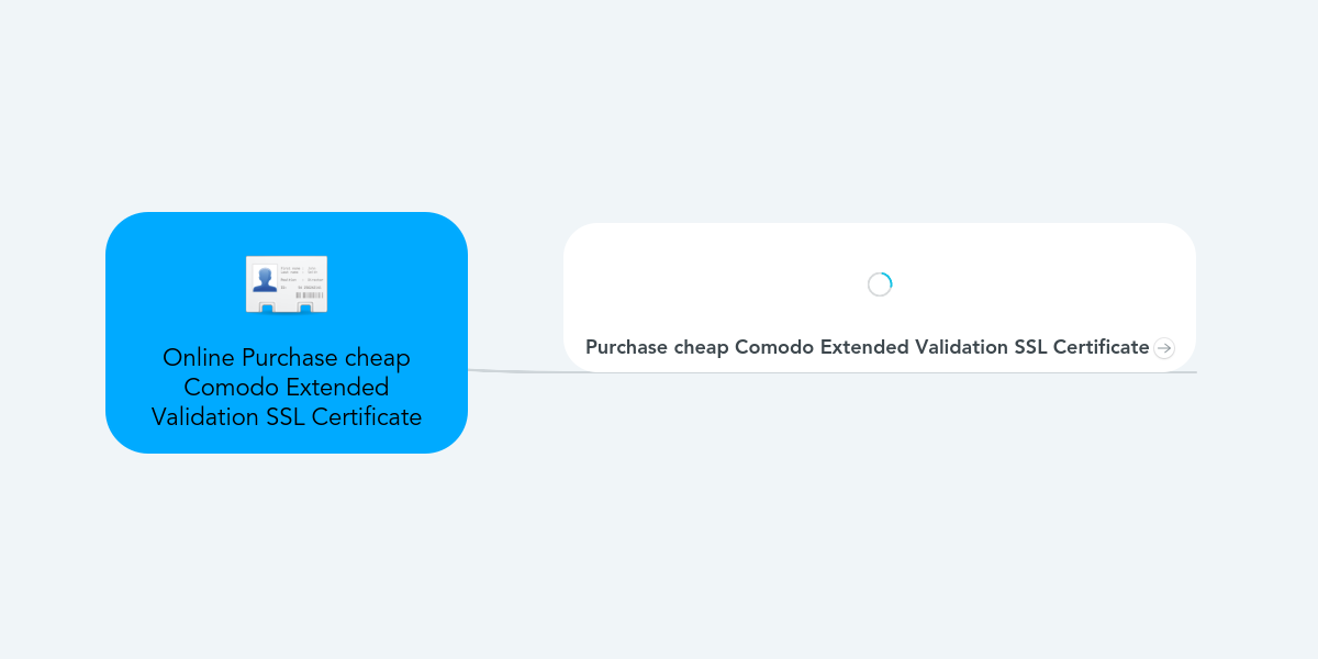 Online Purchase Cheap Comodo Extended Validation Example