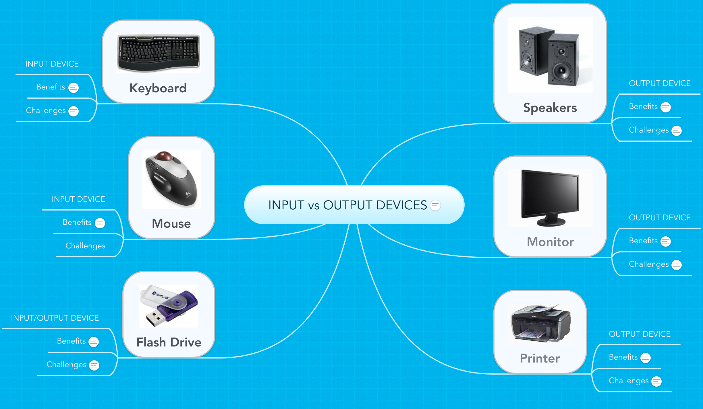 input vs output devices