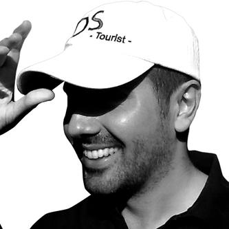 Tourist branding b w 1