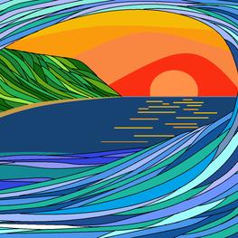 Surf art23