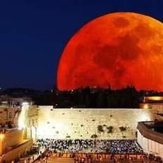 Luna en jerusalem