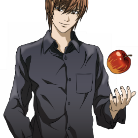 Light yagami image light yagami 36448734 1280 1685 death note 39770132 280 368