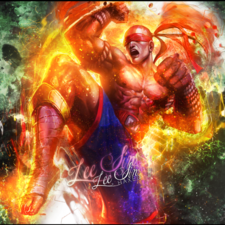 Lol lee sin 2014 wallpaper by accidentalartist by accidentalartist6511 d80dwft