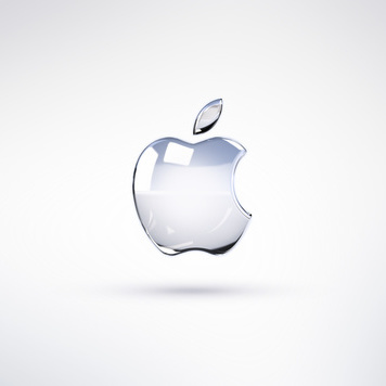 Apple logo wallpaper 10497391