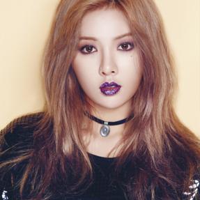 4minute hyuna beauty magazine november 2015 photos