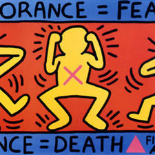 Ignorance fear 1989
