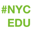 nycedu logo white square green
