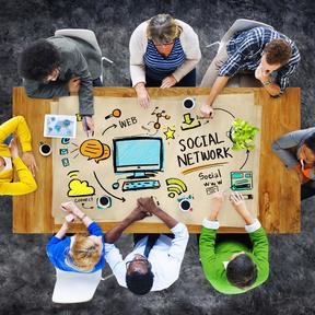 Social media strategy brightpoint creative