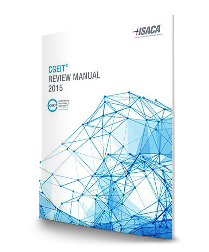Image non disponible. ISACA® CGEIT® Review Manual 2015