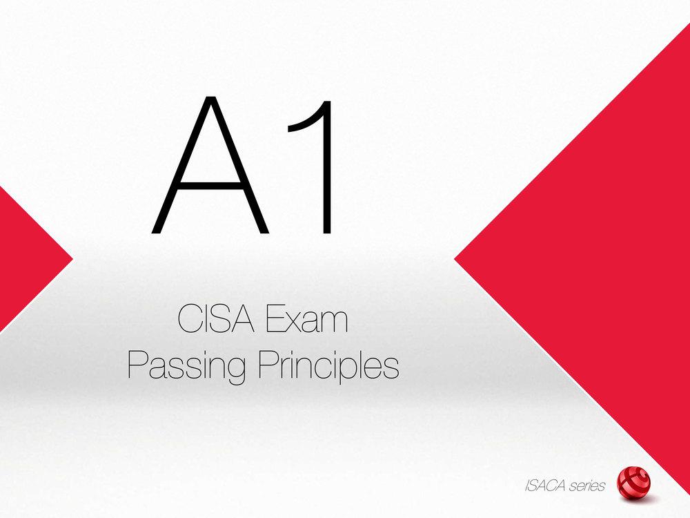 ISACA® CISA® study guide mind map (Voorbeeld:) - MindMeister