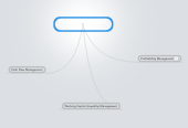 Mind map: FINANCIAL MANAGEMENT STRATEGIES
