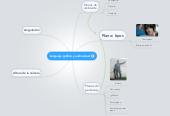 Mind map: Lenguaje gráfico y audiovisual