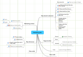 Mind map: Marketing plan