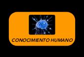 Mind map: CONOCIMIENTO HUMANO