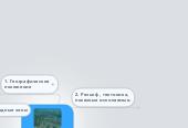 Mind map: Восточная Сибирь