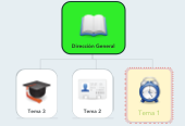 Mind map: Dirección General