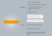 Mind map: Pa-ta-ta Festival Internacional