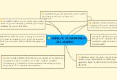Mind map: MODELOS DE EXPERIENCIA DEL USUARIO
