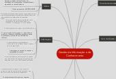 Mind map: Gestão da Informação e do Conhecimento