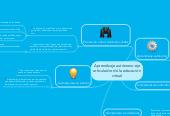 Mind map: Aprendizaje autónomo:eje articulador de la educación virtual
