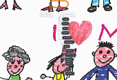 Mind map: My Family