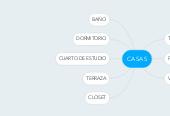 Mind map: CASAS