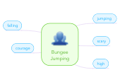 Mind map: Bungee Jumping