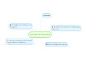 Mind map: Facultad de Ingeniería
