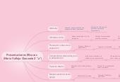 """Mind map: Presentaciones Eficaces   (María Vallejo Quezada 2 """"a"""")"""
