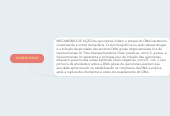 Mind map: QUINOLONAS