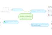 Mind map: Condiciones del medio ambiente, tecnología y riesgos de uso e esta