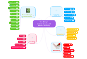 Mind map: Tara Bishop's             Tools for Success with  Bloom's Taxonomy