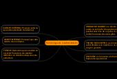 Mind map: Terminología de la Administracion