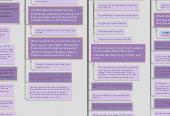 Mind map: PLANNING A PRESENTATIONCREATIVE PRESENTATION 2.4