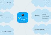 Mind map: ¿Por qué elegí estudiar Psicología?
