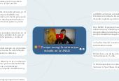 Mind map: Porque escogí la carrera que estudio en la UNAD