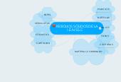Mind map: RESIDUOS SÓLIDOS DE LAI.E.N.S.S.C