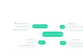 Mind map: energy powerwork