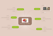 Mind map: Psychology : The Brain