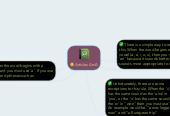 Mind map: Articles An/A