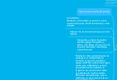 Mind map: ¿Qué se puede hacer en un blog?