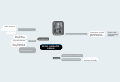 Mind map: ESCOLA DAS RELAÇÕESHUMANAS