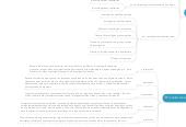 Mind map: consideraciones generales sobre el proceso de la investigacion