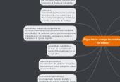 """Mind map: Algoritmos computacionales: """"Terminos"""""""